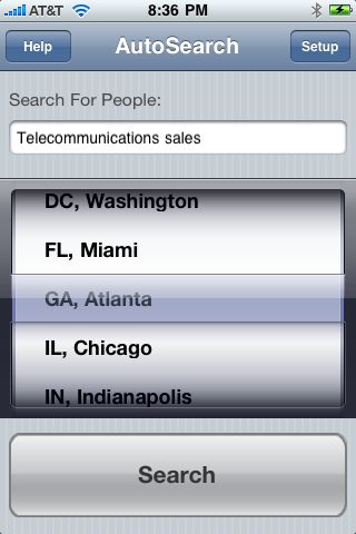 AutoSearch ss1